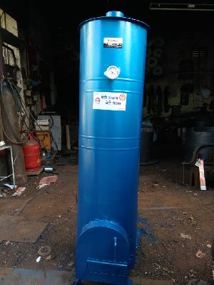 Gas Fired Water Heater 02