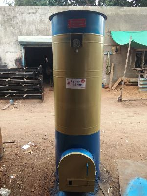 Wood Fired Water Heater 03
