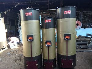 Wood Fired Water Heater 05