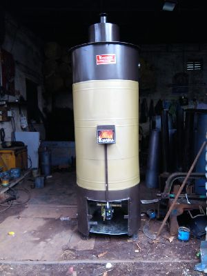 Wood Fired Water Heater 06