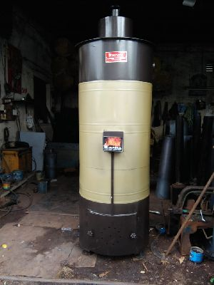 Wood Fired Water Heater 07