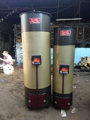 Wood Fired Water Heater 08