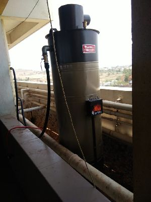 Wood Fired Water Heater 09