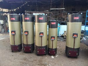 Wood Fired Water Heater 10
