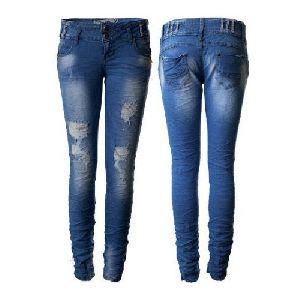 Ladies Designer Denim Jeans