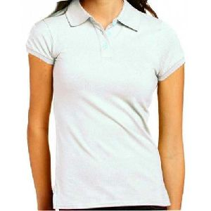 Ladies Polo T Shirt