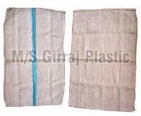 Polypropylene Plain Woven Sacks
