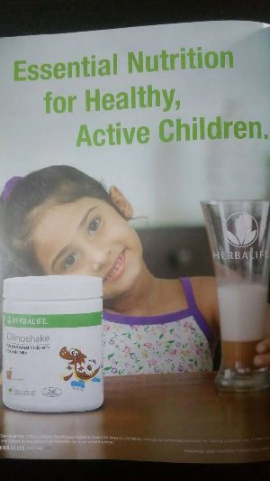 Herbalife Dinoshake Kids Nutritional Drink Mix 02