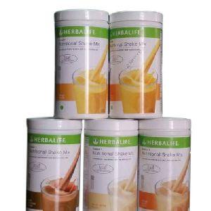 Herbalife Nutritional Shake Mix 01