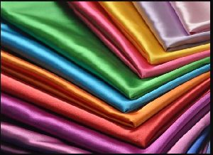 Dyed Silk Fabric