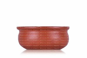 CLAY POT 6.5 INCHES