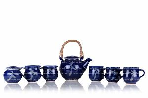 Royal Eye Catchy Tea Set
