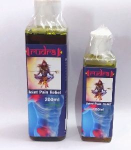 Rudra Lower Back Pain Relief Oil