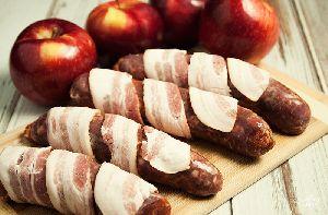 Pork Bacon Sausages