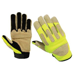 Best Quality Anti Vibration Gloves / Mechanic Gloves, Pneumatic Tool Gloves / Safety Gloves