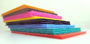 PP Flute Boards