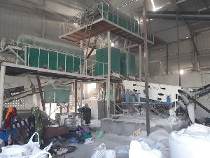 30-80 Ramming Mass Plant