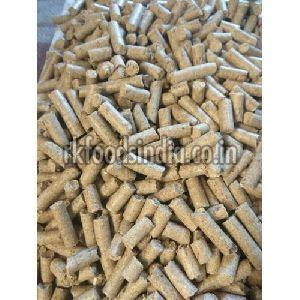 Organic Cattle Feed Pellets
