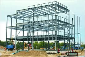Steel Building Fabrication Services