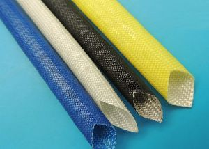 F Class Electrical Insulating Fiberglass Sleeves