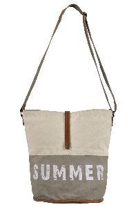 Canvas Tote Sling Bag