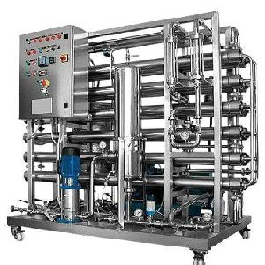 Packaged Drinking Plant