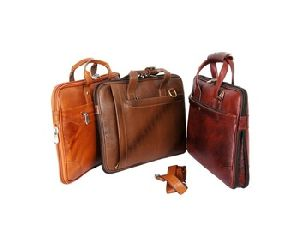 Leather Laptop Bags Briefcases