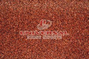 Crystal Red Granite Slab