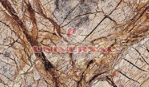 Desert Brown Marble Slab