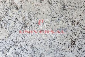 White Glimmer Granite Slab