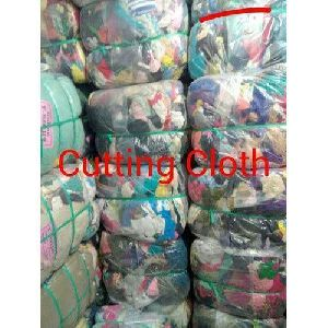 Cut Piece Cotton Cloth Waste