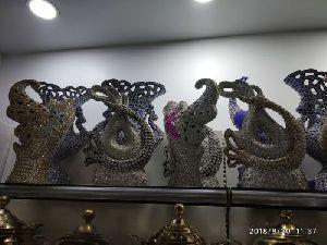 Brass Antique Show Pieces 01