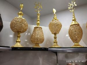 Brass Decorative Vase
