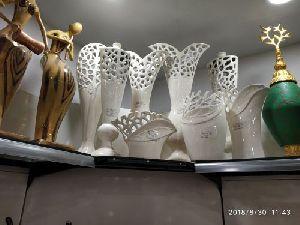 Brass Fancy Vase