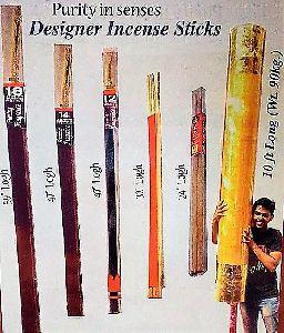 Designer Long Incense Sticks