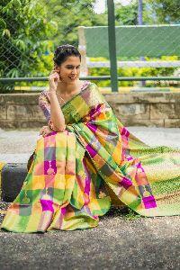 Modern Kanchipuram Silk Sarees
