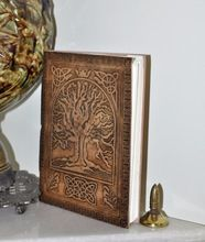 Brown Color Handmade Organic Notebook and Diary