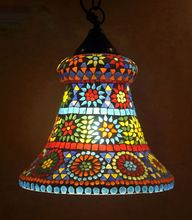 Gorgeous Glass Lighting Indian Ceiling Lamp, Wholesaler of Decorative Glass Pendant Lamps