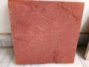 Agra Red Rough Sandstone