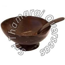 Coconut Shell Soup Bowl