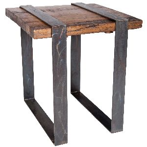 ACT27-RECLAIMED WOOD TABLE