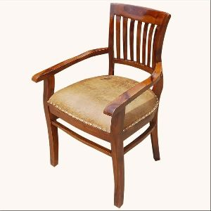 ARMC07- WOODEN ARM CHAIR