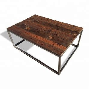 pine wood antique Coffee table