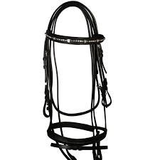 Black Horse Bridle