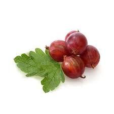 Fresh Red Gooseberry