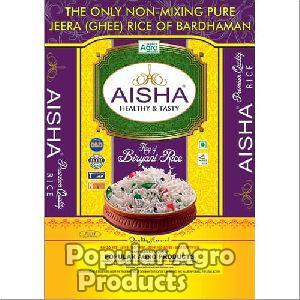 20 Kg Premium Quality Jeerasambha Biriyani Rice