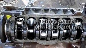 Engine overhaul services