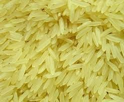 Golden Parboiled Basmati Rice