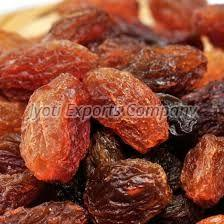 High Quality Red Raisins