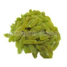 Natural Green Raisins